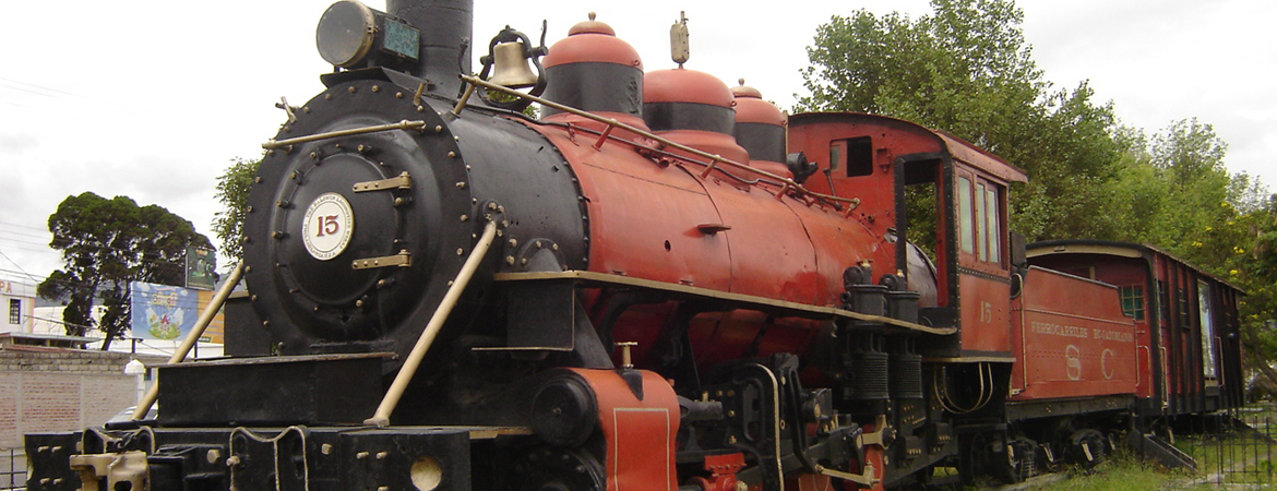 Rehabilitation of steam locomotive operations in Ecuador